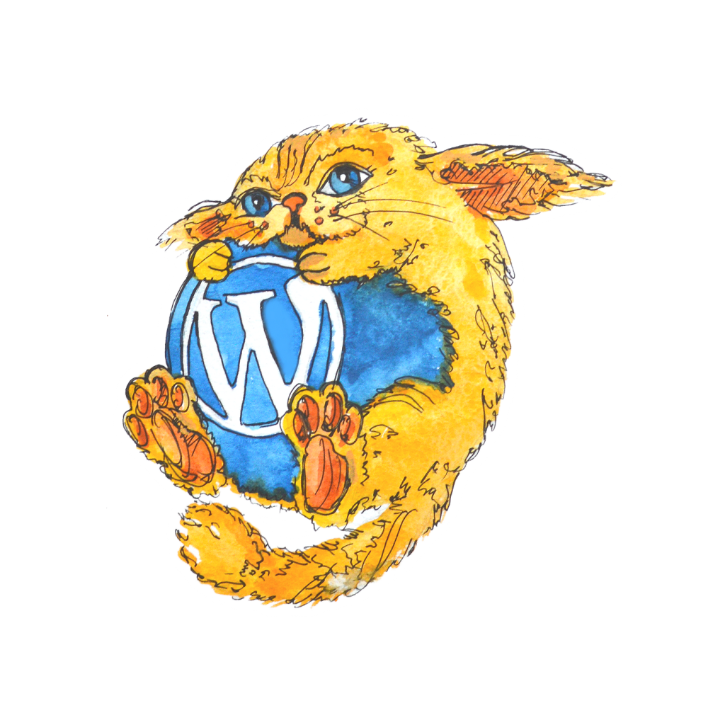 wapuu illustrated